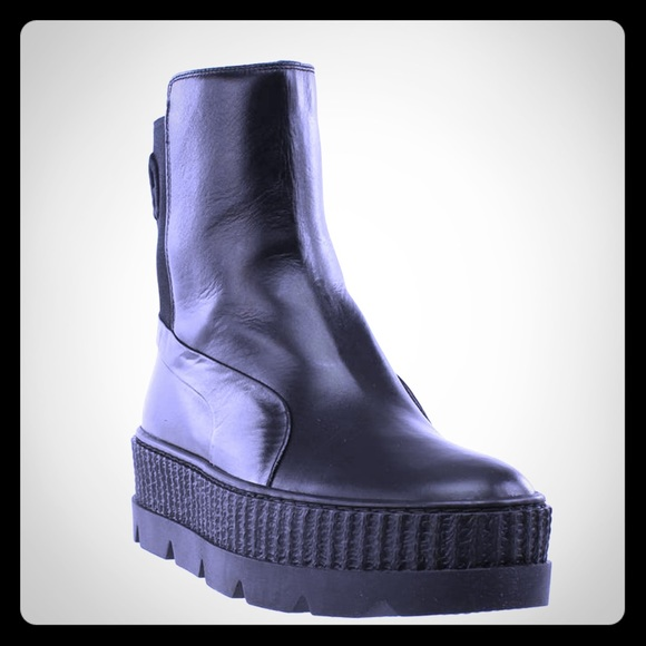 fenty body lava boots